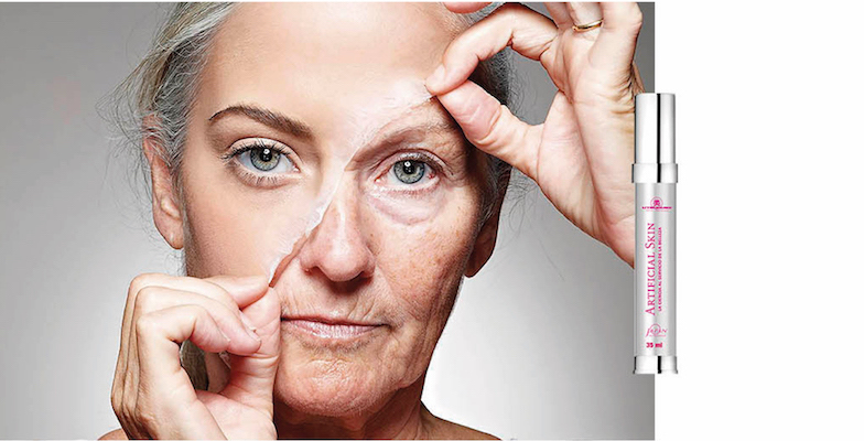Artificial Skin Anti-Aging Serum