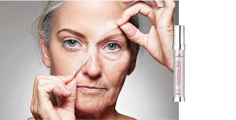 Artificial Skin Anti-Aging Serum