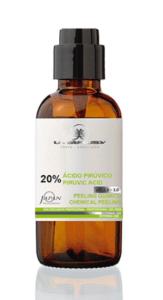 Fruchtsäurepeeling mit 20% Brenztraubensäure - Brenztraubensäurepeeling - pyruvic acid