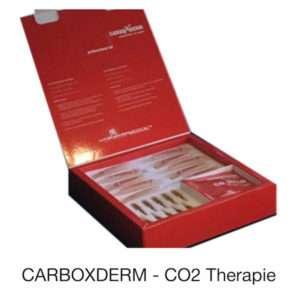 Carboxy-Therapie non invasiv - kosmetische CO2-Therapie