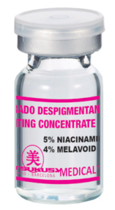 Microneedling Depigmentierungs-Serum - steriles serum microneedling und mesotherapie
