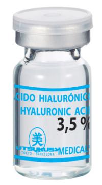 Hyaluronsäure für Dermaroller gegen Dehnungsstreifen