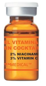 Microneedling Vitamin Serum - sterile seren micro-needling und mesotherapie