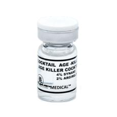 Age Killer Cocktail ist ein steriles Serum für Microneedling bzw. Mesotherapie mit einem Dermapen oder Dermaroller