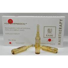 Kami Microneedling Serum für die Kopfhaut gegen Haarausfall, für mehr Haarwachstum