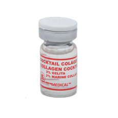 Collagen Serum für Microneedling bzw. Mesotherapie mit einem Dermapen oder Dermaroller