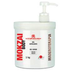Mokzai Body Gel Scrub - Körperpeeling