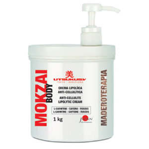 Mokzai - Lipolyse und Anti-Cellulite Creme