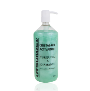 Turquoise and Diamond Purifying and Anti-Cellulitic | Activator Gel von Utsukusy Cosmetics