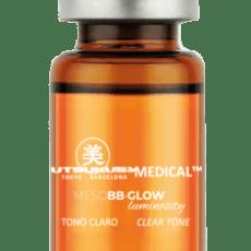 BB Glow Meso Serum - hell von Utsukusy Cosmetics | Microneedling Serum