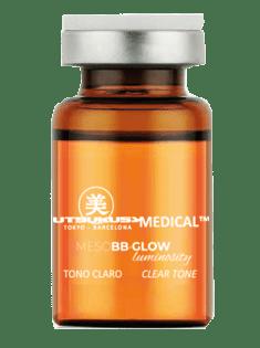 BB Glow Meso Serum - hell von Utsukusy Cosmetics   Microneedling Serum