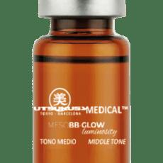 BB Glow Serum Middle Shade - mittlerer Farbton von Utsukusy Cosmetics