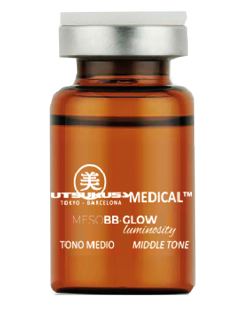 BB Glow Serum Middle Shade - mittlerer Farbton | Utsukusy Cosmetics