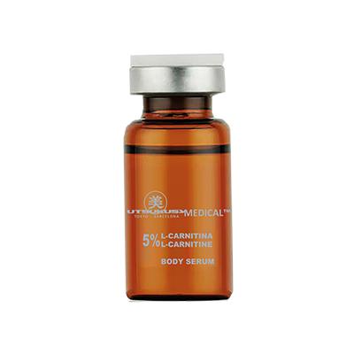 steriles L-Carnitin Body Serum für Microneedling von Utsukusy Cosmetics
