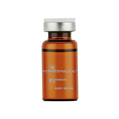 steriles Ruscus Body Serum für Microneedling von utsukusy Cosmetics - steriles Körperserum für Körperbehandlungen