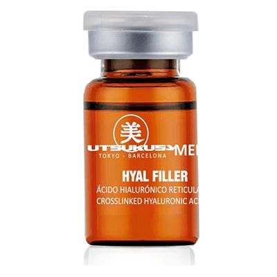Hyal Filler - Hyaluron Serum für Microneedling mit vernetzter Hyaluronsäure