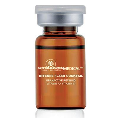 Intense Flash Serum - steriles Microneedling Serum von Utsukusy Cosmetics