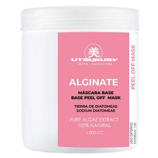 Alginate - Basis Peel Off Algenmaske von Utsukusy Cosmetics