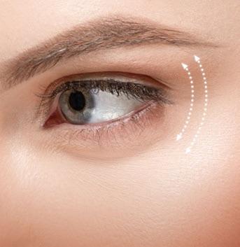 Augenkonturbehandlung